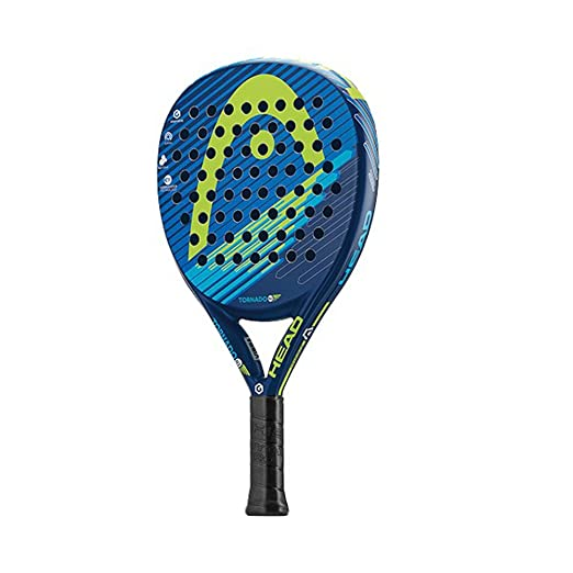 Head Graphene Tornado - Pala de pádel, Color Marino/Royal / Verde, Talla 38 mm: Amazon.es: Deportes y aire libre