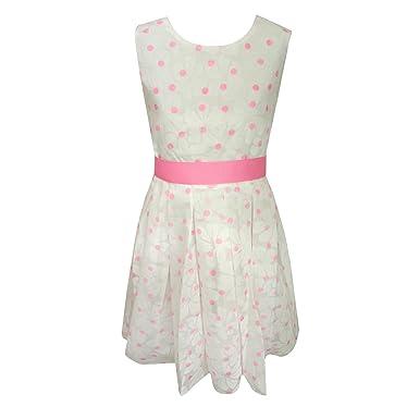 Festliches kleid madchen rosa