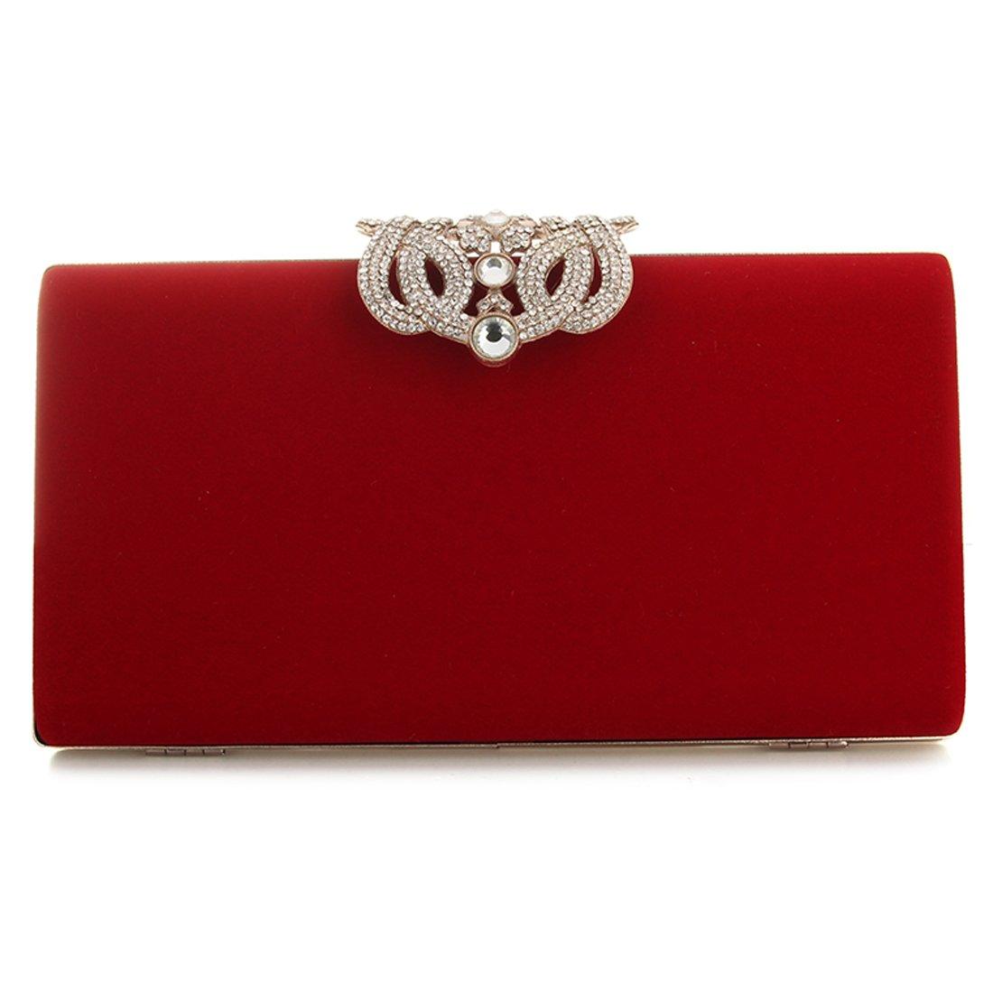 Abendtasche, Damen Mode Party Tasche und Kupplungen Luxus Designer Tasche SSMK evening clutch