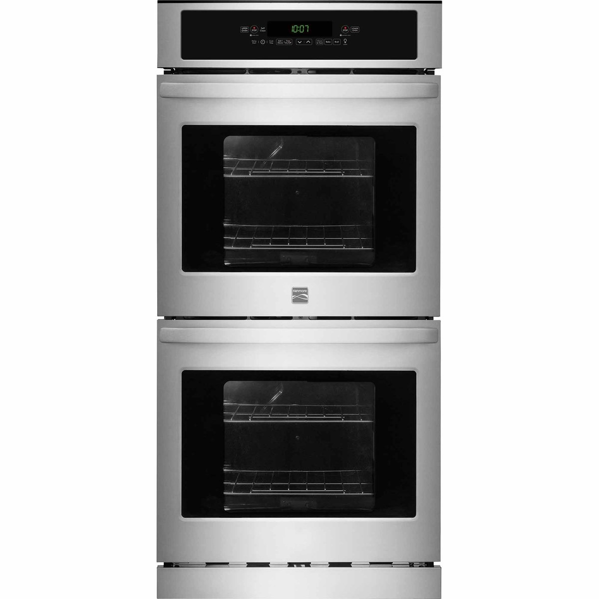 Kenmore 40253 24\' Electric Self-Clean Double Wall Oven, Stainless Steel Sears Home Services - water filters