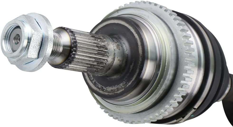 Front Left CV Axle Shaft Driver Side for 88-96 Buick Regal// 90-99 Chevy Lumina// 95-99 Monte Carlo// 88-96 Pontiac Grand Prix// 88-97 Olds Cutlass Supreme Bodeman