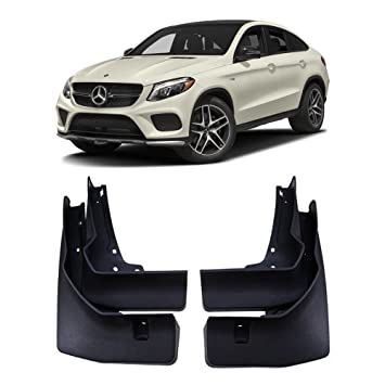 Supercobe - Guardabarros para Mercedes Benz GLE 300, 320, 350 400
