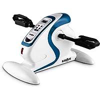 Klarfit Cycloony Mini Bicicleta estática portátil (70 W, indicador calorías, Distancia, Carga máxima 120kg, 12…