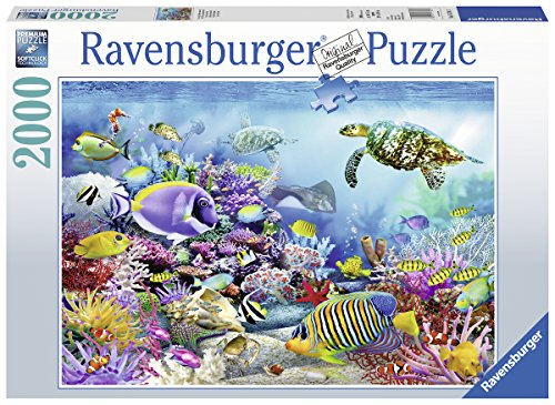 Top 10 best 2000 piece puzzles for adults ravensburger