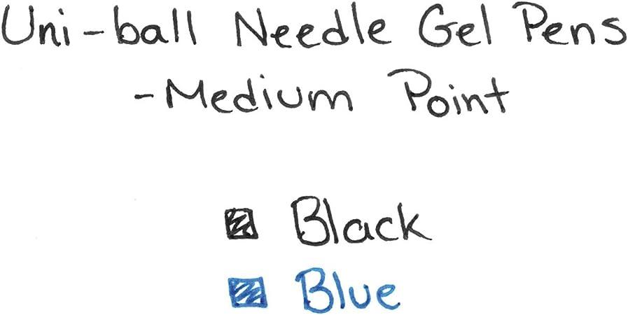 Medium 0.7mm Blue 1 Each 1736098 Uni-Ball 207 Signo RT Rollerball Gel Pen