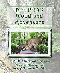 Mr. Pish's Woodland Adventure (A Mr. Pish Backyard Adventure Book 1)