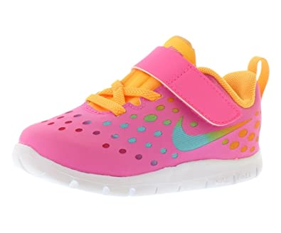 check out c7e5e c44c0 Nike Free Express Running Shoes Girls Toddler Baby (1 Youth M) Pink   Amazon.co.uk  Shoes   Bags