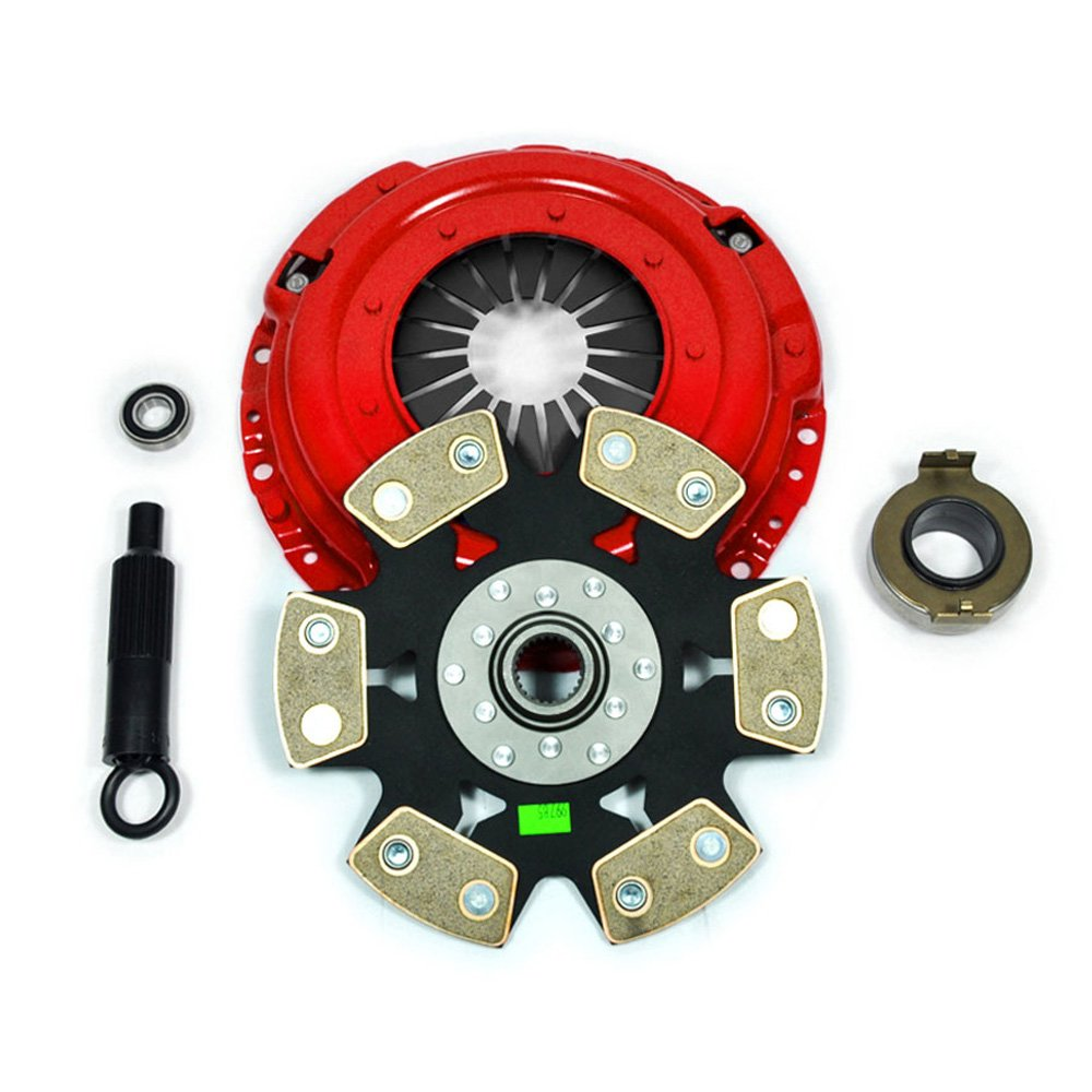 EFT STAGE 4 CLUTCH KIT FOR 90-93 TOYOTA CELICA ALL-TRAC 91-95 MR-2 TURBO 2.0L 3SGTE