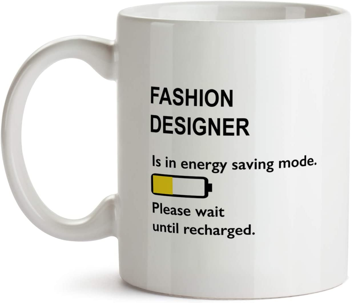 Amazon Com Best Ever Fashion Designer Gift Mug Bb102 Funny Thank You Appreciation Coworker Coffee Cup White Novelty Work Office Present For Men Women Kitchen Dining