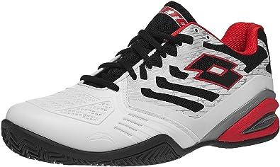 Lotto Stratosphere IV Cly, Zapatillas de Tenis para Hombre, Blanco ...