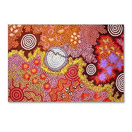 - CafePress - AUSTRALIAN ABORIGINAL ART - Postcards (Package of 8), 6