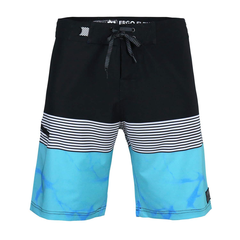 Beautiful Giant Mens Summer Beach Swim Pocket Board Shorts
