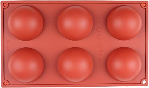 Baker Boutique molde de silicona molde delicado Chocolate Jelly ...