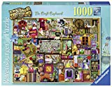 Ravensburger The Craft Cupboard Puzzle 1000 Piece Jigsaw Puzzle for Adults – Every piece is unique, Softclick technology Means Pieces Fit Together Perfectly