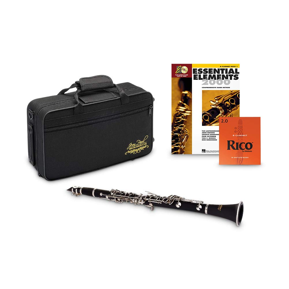 Amazon.com: Clarinete para estudiantes Jean Paul USA CL-300 ...