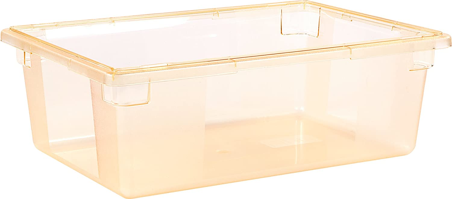 Carlisle 10622C22 StorPlus Color-Coded Food Box Storage Container Only, 12.5 Gallon, 26