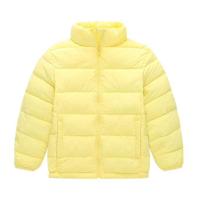 Snow dreams - Abrigo - para niña Amarillo amarillo 6 años