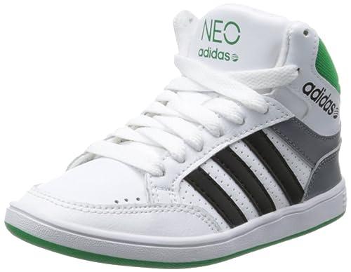 Hoops Sneakers Uomo Donna Bambini Mid Vineo Scarpe Adidas K Polacco qa6YxwIAn5