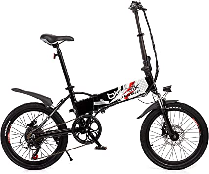Bicicleta ELECTRICA Plegable Mod. Traveller