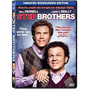 Step Brothers (Single-Disc Unrated Edition) | NEW Comedy Trailers | ComedyTrailers.com
