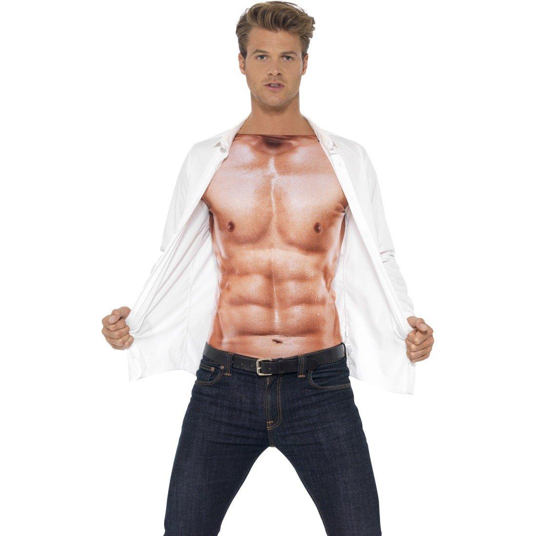 Gemütlich Muskeln Oberkörper Fotos - Menschliche Anatomie Bilder ...