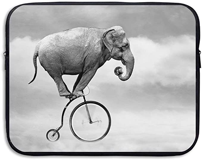 Maletín de Negocios Funda para portátil Funda de Bicicleta Amazing ...