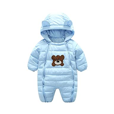 913acb037 Amazon.com  Top and Top Winter Baby Girls Boys Thick Warm Cartoon ...