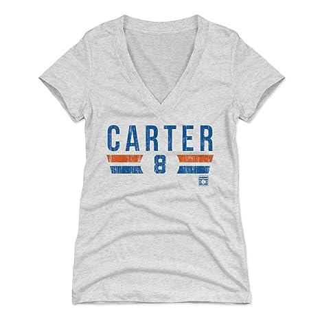 Amazon.com   500 LEVEL Gary Carter Women s Shirt - Vintage New York ... 7e6311397