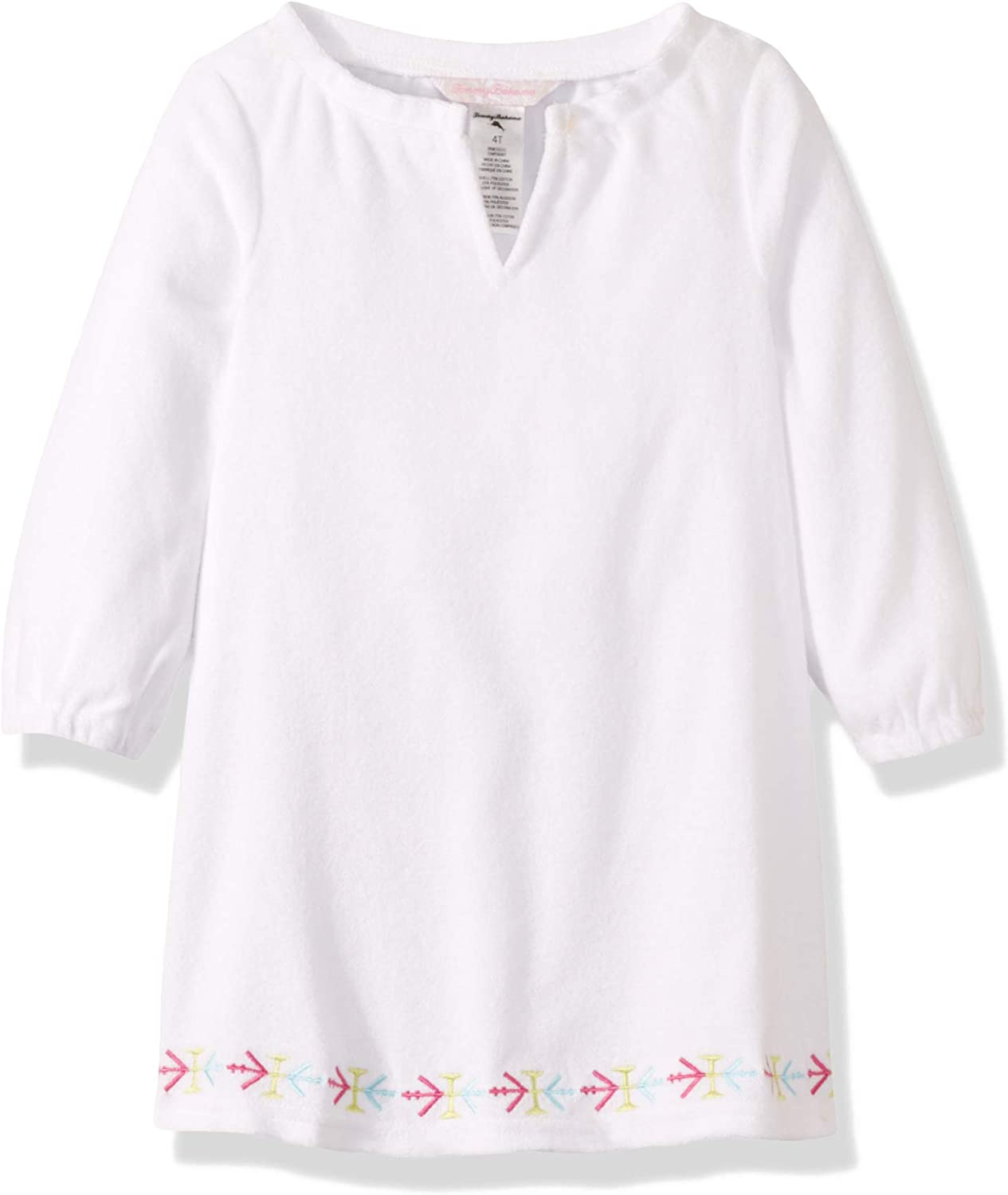 Tommy Bahama Girls Baby Terry Cloth Swimsuit Coverup