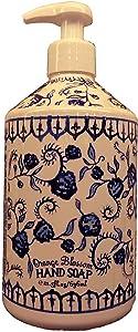 Home & Body Co. Deruta Style Orange Blossom Liquid Hand Soap 21.5 Fl.Oz.