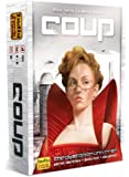 "Indie Boards and Cards ""COU1IBC"" IBCCOU1 Coup Card Game"