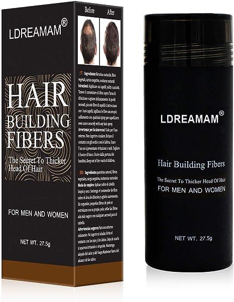 Hair Building Fibers,Hair Loss Concealer,Fibre Construcción de ...