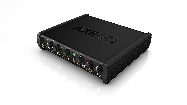 AXE I/O:全景