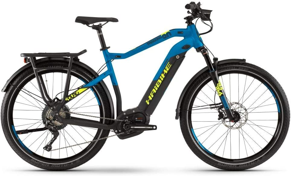 Haibike Sduro Trekking 9.0 Pedelec 2019 - Bicicleta eléctrica ...