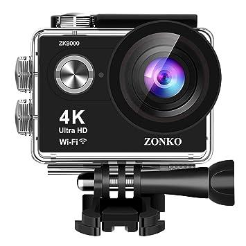 Akaso Dragontouch 4 K Eis Action Kamera 16mp Vision 4 Unterwasser Kamera Fernbedienung Wifi Sport Kamera Unterstützung Externe Mic Sport & Action-videokameras Unterhaltungselektronik