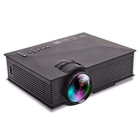 Mini proyector, proyectores LED portátiles con entrada USB ...