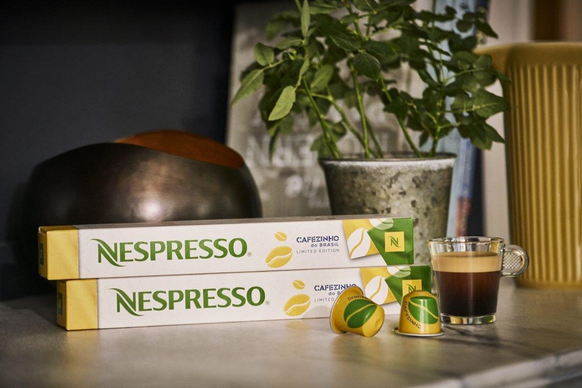 Nespresso OriginalLine CAFEZINHO DO BRASIL Intensity 9 Limited Edition 2016 by Nespresso (Image #1)