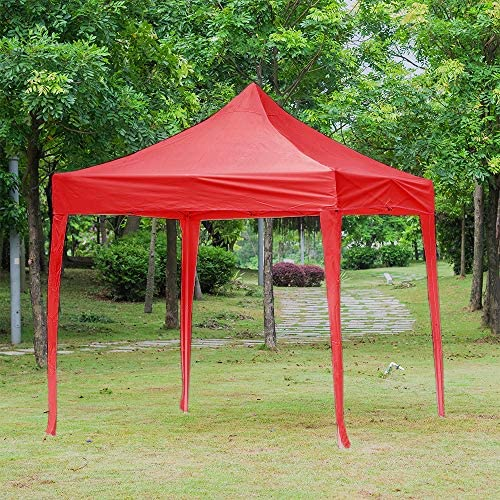 Keinde - Carpa de jardín de 3 x 3 m, Impermeable, de Polietileno ...