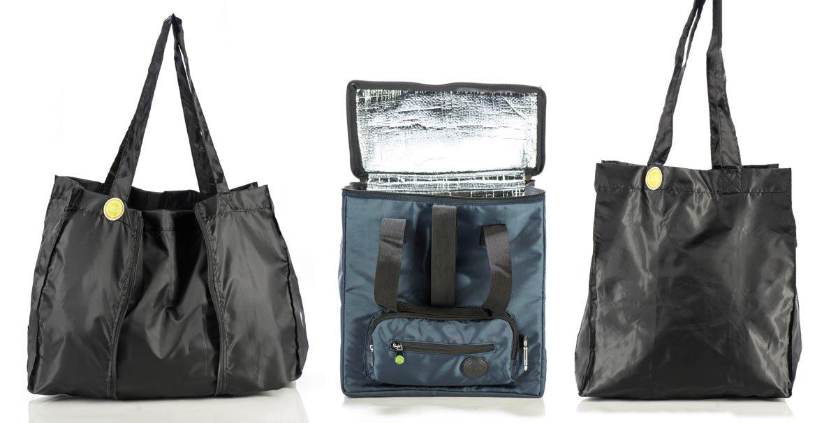 Sacs of Life Insolator3-Thermal 3 Bag System, Navy