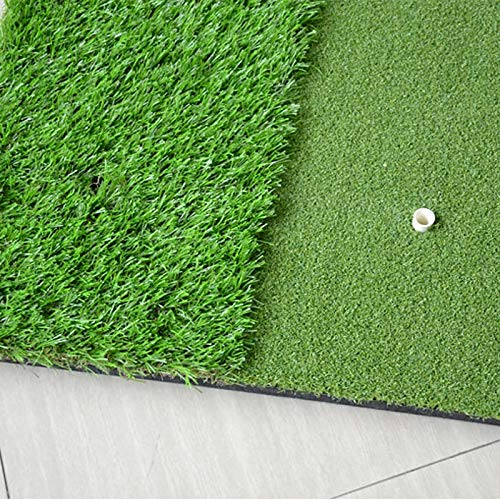 Hyzb Práctica de Golf Putting Mat, Triciclo Grass Putter ...