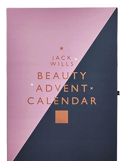 Calendario Bellezza.Jack Wills Calendario Di Bellezza Dell Avvento Amazon It
