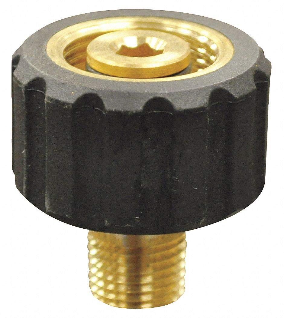 Quick Coupling, 3/8 (M) x 22mm - pack of 5