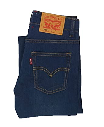 6c8b2298b Levi's Boys 510 NL22027 Slim Skinny Jeans (Age 2 Years): Amazon.co ...