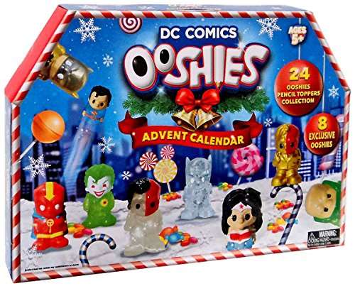 Ooshies DC Universe Advent Calendar