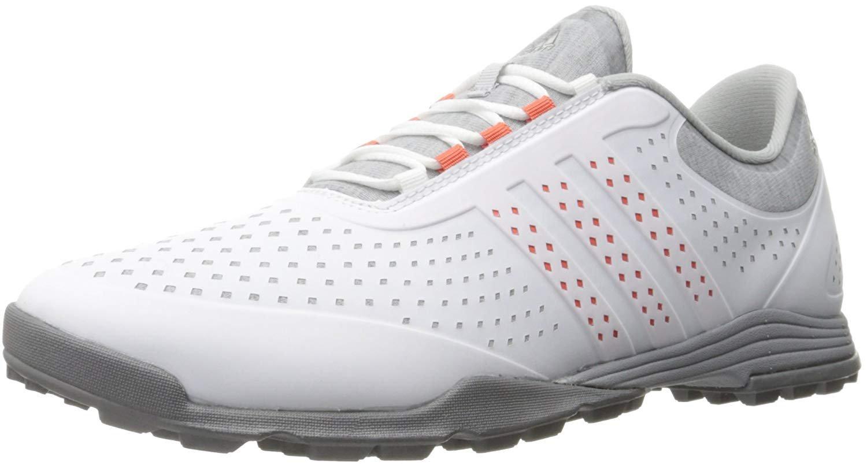 adidas Women's Adipure Sport Golf Shoe, Grey, 7.5 M US by adidas