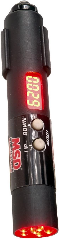MSD Ignition 7542 LED Shift Light For Programmable Digital 7 msd box RPM Lite
