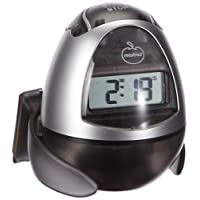 Mastrad F77500 Minuteur Oeuf Noir