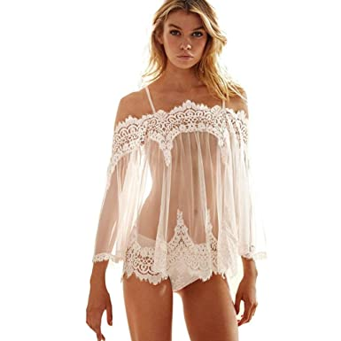 Transparente kleider damen