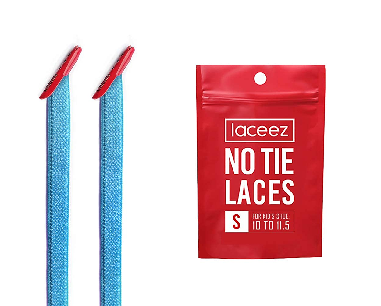 3a3b735a3508 Amazon.com  Laceez No Tie Shoelaces - Turn Shoes to Slip ons - Elastic Shoe  Laces for Casual