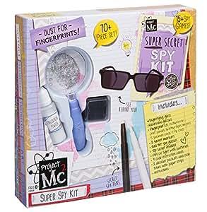 Project Mc2 Super Spy Kit by MC2: Amazon.es: Juguetes y juegos
